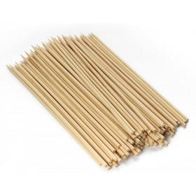 Bete din bambus pentru frigarui, 30cm*3mm (100buc) Produse 2,73lei