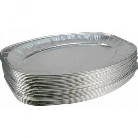 Platou mare aluminiu (10buc) Produse 59,92lei