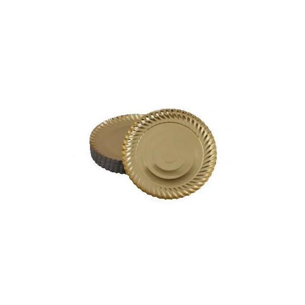 Tavite aurii 20cm (100buc) Produse 98,47lei