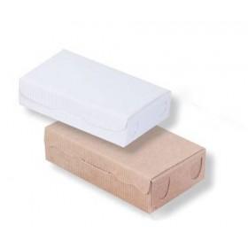 Cutii carton alb|natur 100g (100buc)