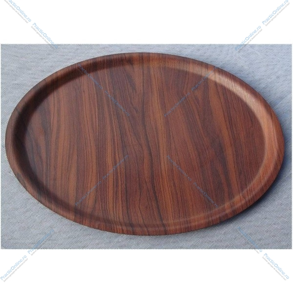 Tava rotunda 43cm PP (25buc) Tavi ospatarie 984,25RON
