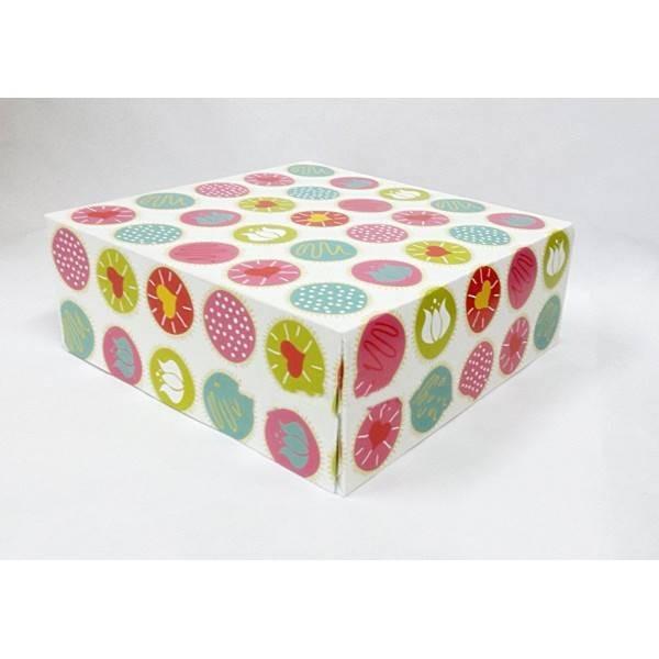 Cutii carton colorate 18cm (50buc) Produse 141,38lei