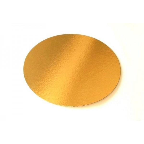 Discuri aurii 22cm (100buc) Discuri aurii 90,08lei