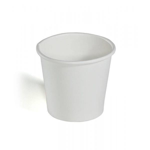 Pahar 120ml - 4oz alb D62 (3000buc) Pahare albe 258,00RON