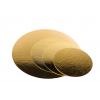 Discuri aurii 32cm - lux (100buc)