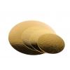Discuri aurii 25cm - lux (100buc) Discuri aurii 243,84lei
