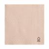 Servetele ECO natur 33*33cm (100buc) Servetele la pachet 7,39RON