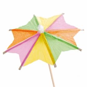 Bete din lemn, ornament umbreluta (144buc) Produse 49,06lei