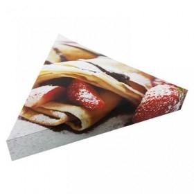 Cutie carton triunghi pentru clatite (10kg) Produse 140,39RON