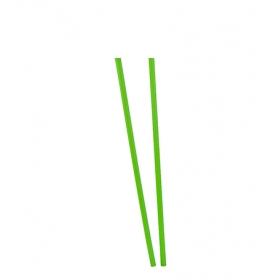 Paie Bio drepte, verzi, amb. la set (250buc) Paie biodegradabile 14,95RON