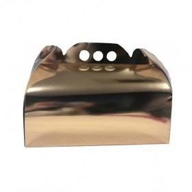 Cutii cozonac, aurii, 29x14cm (50buc) Produse 153,30lei