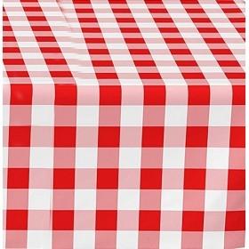 Fata de masa, 88*100 cm, hartie rosie cu PE (200buc) Produse 179,25lei