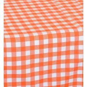 Fata de masa, 88*100 cm, hartie orange cu PE (200buc)