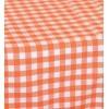 Fata de masa, 88*100 cm, hartie orange cu PE (200buc) Produse 179,25lei