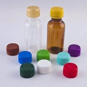 Sticle PET 25ml rotunde cu capac (1800buc) Produse 593,82lei
