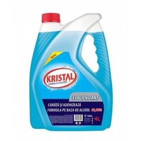 Gel dezinfectant pentru maini, alcool 70% cu glicerina, 3.6 L Produse 249,99lei
