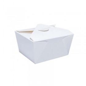 Cutie carton alb, Take-Away, 800cc (100buc) Cutii take-away 59,81lei
