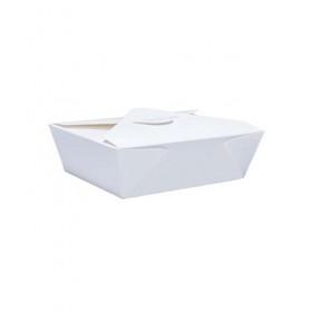 Cutie carton alb, Take-Away,1400cc (100buc) Cutii take-away 77,13lei