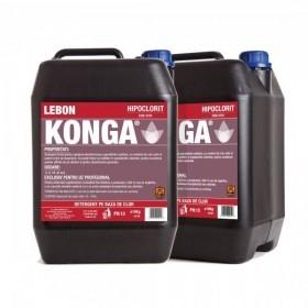 Konga Clor parfumat 10 L