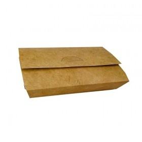 Cutie carton natur, Take-Away mediu, 18*11.5*5cm (80buc) Cutii take-away 79,44lei