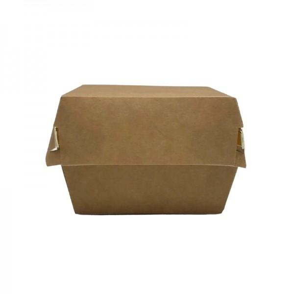 Cutii de burger, carton natur, 15x15x8cm (800buc) Produse 466,65lei
